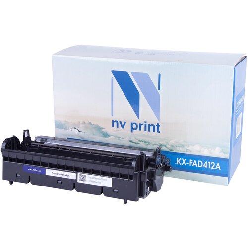 Фото - Барабан NV Print совместимый KX-FAD412A для Panasonic KX-MB2000/2020/2030 (6000k) {22499} картридж nv print kx fat472a7 для panasonic совместимый