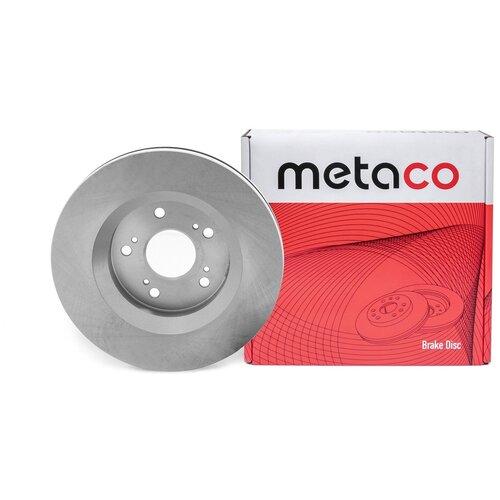 Диск тормозной передний вентилируемый Metaco 3050-018