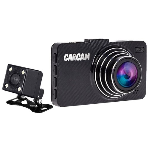 Автомобильный Full HD видеорегистратор CARCAM D5