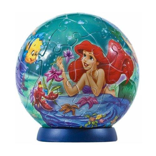 Фото - Пазл-шар Русалочка (Disney), 60 деталей пазл шар тачки disney 60 деталей