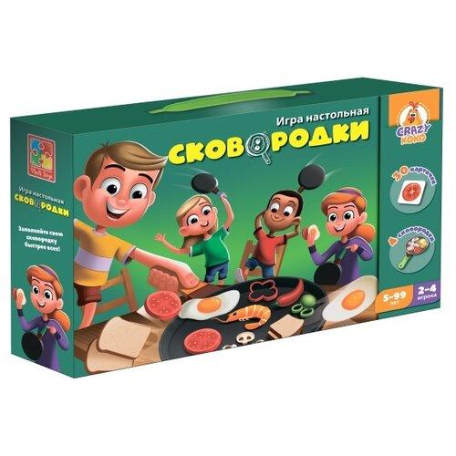 Настольная игра Vladi Toys Сковородки