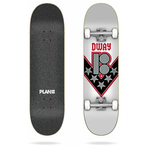Скейтборд комплект PLAN B Danny Way One Offs Complete 8.125 дюйм 2021