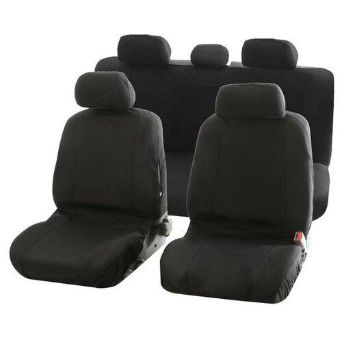 Чехлы автомобильные универсальные C2R, черные TY1637