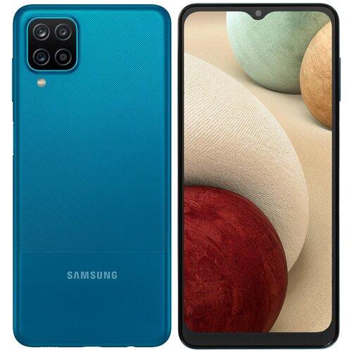 Смартфон Samsung Galaxy A12 Nacho 4/128GB RU, синий
