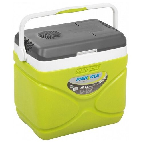 PINNACLE Изотерм. контейнер ELECTRIC автомобильный 30л зеленый TPX-8000-30-G PINNACLE