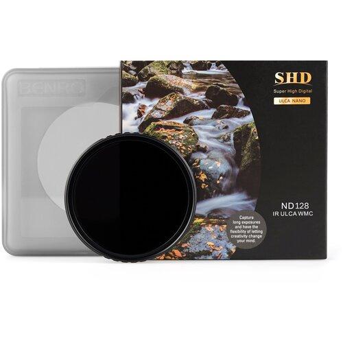 Фото - Benro SHD ND128 IR ULCA WMC ? 58 мм светофильтр нейтрально-серый светофильтр benro shd nd8 ir ulca wmc 77 mm