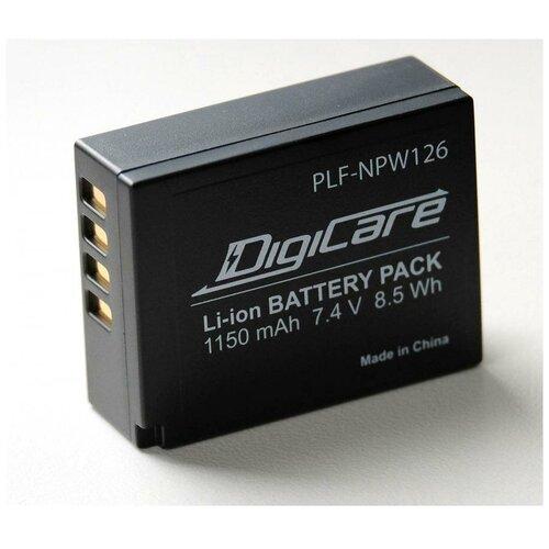 Фото - Аккумулятор DigiCare PLF-NPW126 / NP-W126 для X-M1, X-E1, X-PRO1, HS30EXR, HS35EXR аккумулятор digicare plf npw126 np w126 для fujifilm x t1 x pro1 x e2 x e1 x m1 x a1