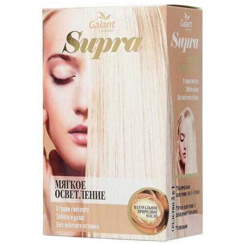 Купить Galant Cosmetic осветлитель для волос Supra мягкое осветление