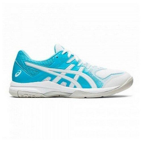 Кроссовки волейбольные женские ASICS 1072A034 104 GEL-ROCKET 9 1072A034104-9 размер 40 цвет белый