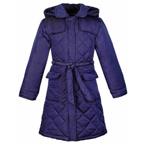 Купить Пальто Ciao Kids Collection СК0244 размер 10 лет, синий, Пальто и плащи