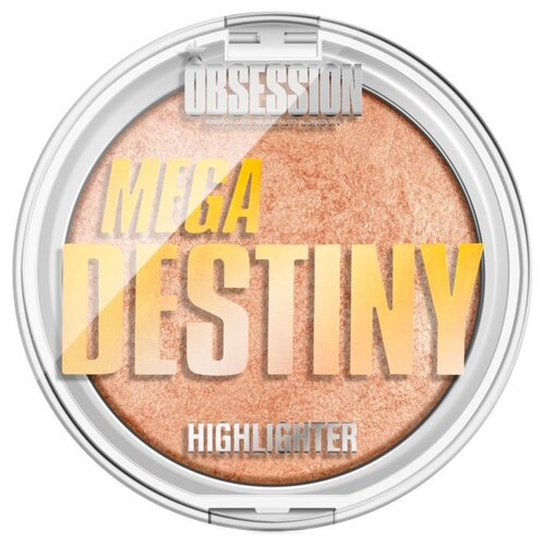 Makeup Obsession Хайлайтер Mega Highlighter destiny