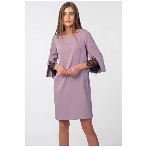 Платье FLY. размер 46, сиреневый