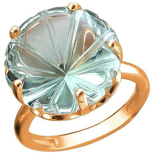 Эстет Кольцо с 1 празиолитом из красного золота 01К317915-2, размер 17 эстет кольцо с лазуритом и бриллиантами из жёлтого золота 01к6313305 2 размер 17