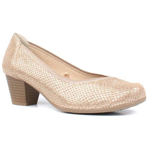 Туфли Caprice , размер 40 , золотой фото