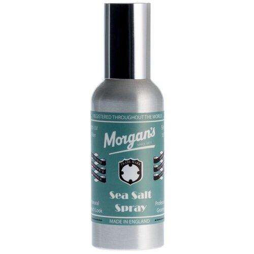 Morgan's Спрей для укладки волос Sea Salt, слабая фиксация, 100 мл joico термозащитный спрей для укладки волос ironclad слабая фиксация 233 мл