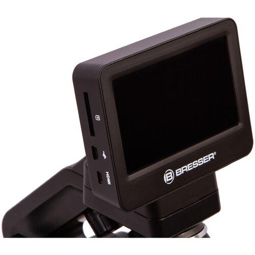 Микроскоп цифровой Bresser (Брессер) Biolux Touch 5 Мпикс HDMI