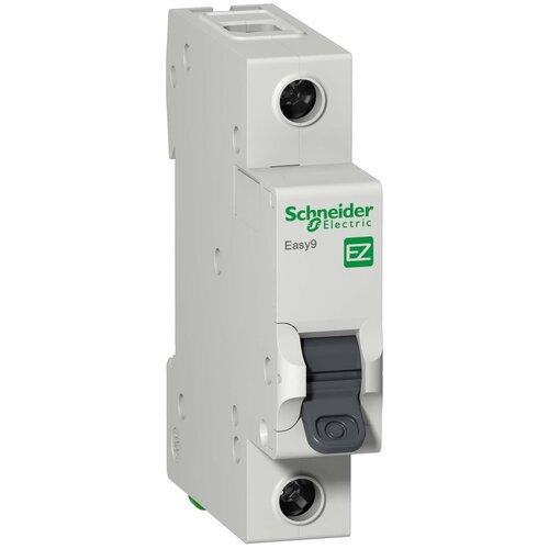 Фото - Автоматический выключатель Schneider Electric Easy 9 1P (B) 4,5kA 16 А автоматический выключатель schneider electric easy 9 1p c 4 5ka 20 а