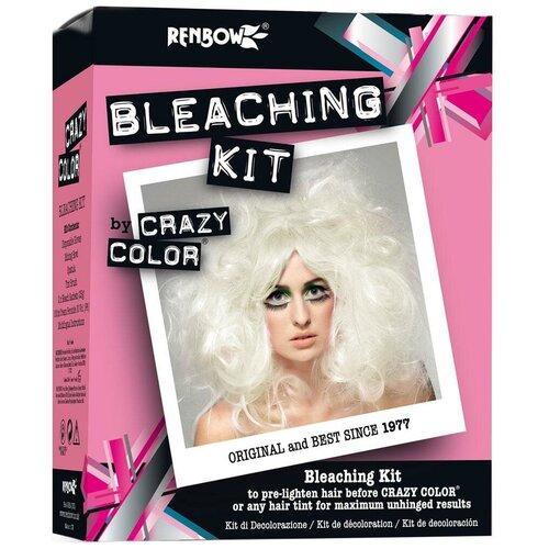 Купить Crazy Color Bleaching Kit Набор для обесцвечивания волос