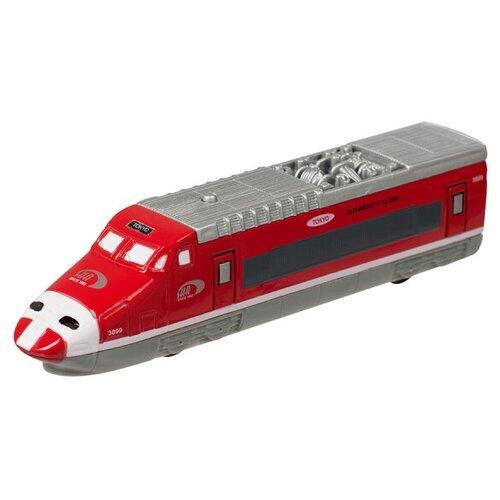 Купить Cкоростной поезд HTI Teamsterz, свет, звук, 1370061.18, Наборы, локомотивы, вагоны
