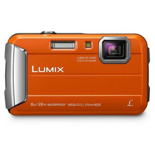 Фотоаппарат Panasonic Lumix DMC-FT30 Orange