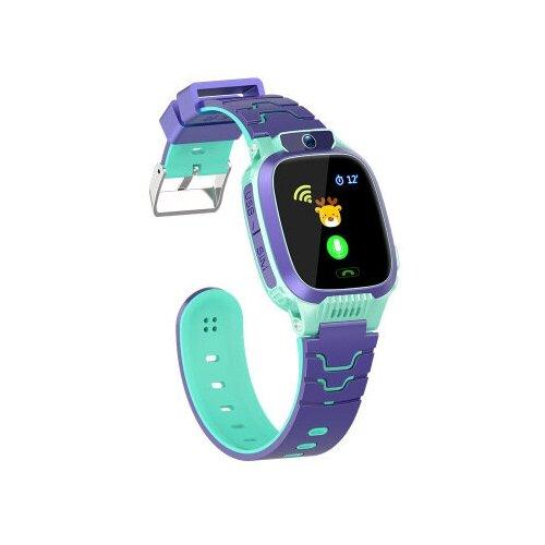 Детские умные смарт-часы Smart Baby Watch Y79 2G, с поддержкой GPS, HD камера, SIM card (Зеленый)