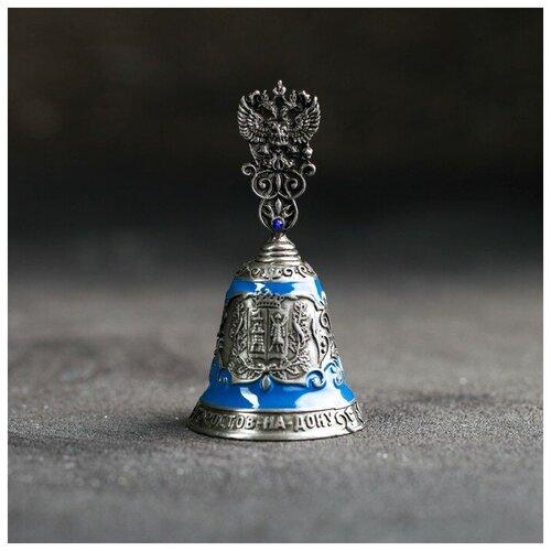 Колокольчик «Ростов-на-Дону», 4,1 х 8 см 1501468