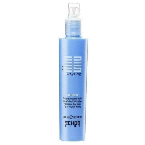 Фото - ECHOS LINE Спрей для прикорневого объема / Volumizer – Volumizing Root Spray, 200мл спрей для прикорневого объема волос root canal volumising spray спрей 50мл