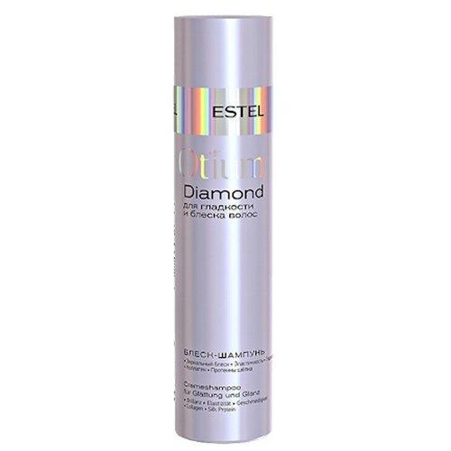 Купить ESTEL Estel, Otium Diamond - блеск-шампунь для гладкости и блеска волос, 250 мл
