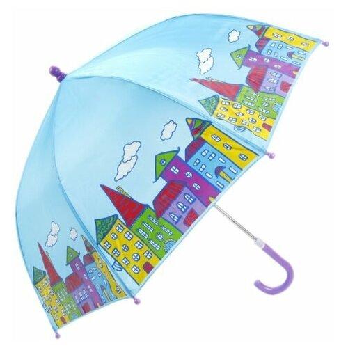 Детский зонт Mary Poppins Домики, 46 см (53588)