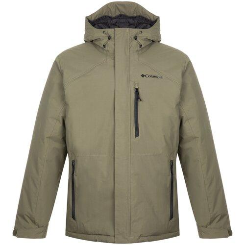 Куртка Columbia размер XL, зелeный columbia куртка утепленная мужская columbia snow country™ размер 46