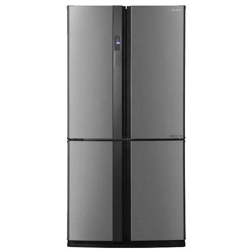 Холодильники Side by Side Sharp Холодильник SHARP SJEX93PSL