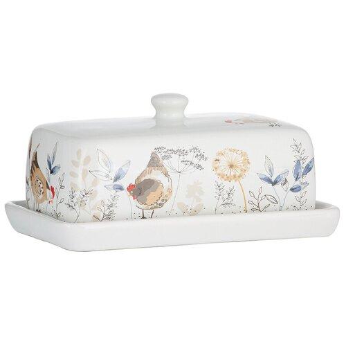 Масленка Price&Kensington Country Hens (P_0059.635)