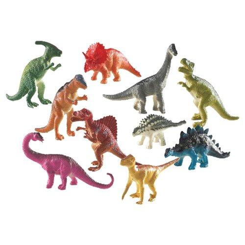 Фигурки Learning Resources Dinosaur Counters