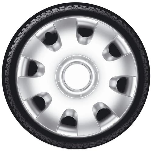 Колпаки на колеса радиус R15, 4 шт