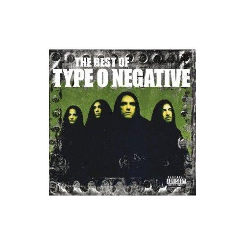 Фото - Компакт-диски, Roadrunner Records, TYPE O NEGATIVE - The Best Of Type O Negative (CD) matthew arnold the poems of matthew arnold 1840 1867