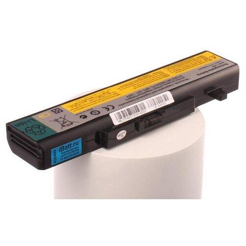 Аккумуляторная батарея iBatt iB-B1-A433H 5200mAh для ноутбуков iBM-Lenovo L11P6R01, L11S6F01, L11L6Y01, аккумуляторная батарея ibatt ib b1 a537h 5200mah для ноутбуков ibm lenovo l09s6y02 l09l6y02 l09m6y02
