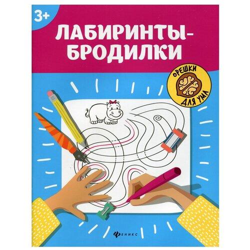 Лабиринты-бродилки: 3+. 5-е изд.