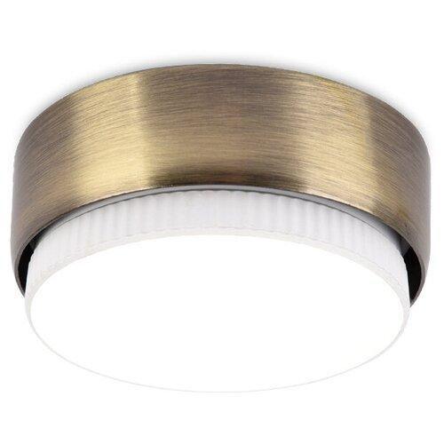 Светильник встраиваемый Ambrella Light Led Downlight, G102 SB, 12W, IP20