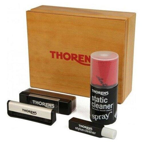 Фото - Щетка для чистки пластинок Thorens Cleaning Set набор для чистки baseus portable cleaning set