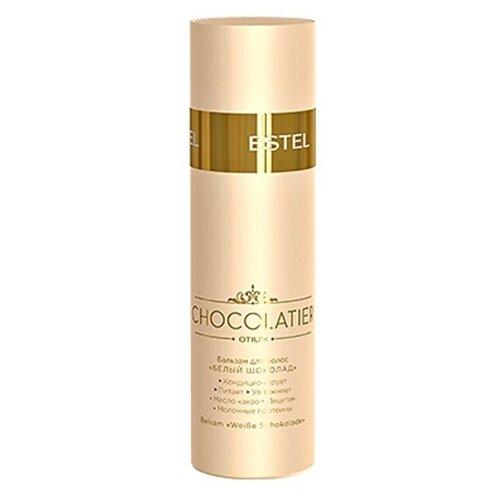 Фото - ESTEL Estel, Chocolatier - бальзам для волос «Белый шоколад», 200 мл estel professional бальзам otium chocolatier белый шоколад 200 мл