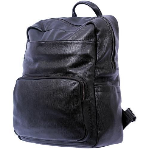 Мужской рюкзак кожаный 8019