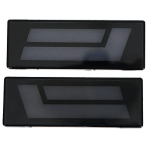 Повторитель поворота ВАЗ 2121,21213,21214,нива урбан тюнинг LED(белый свет)к-т 2 шт.N011