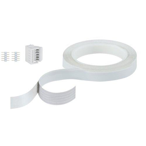 Невидимый соединитель Paulmann MaxLED 3м 24В Белый Пластик Для светодиодных лент 79828 харченко м радиация невидимый убийца