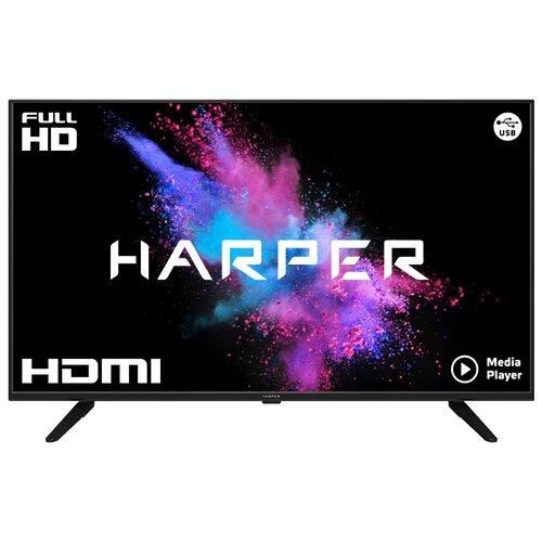 Фото - Телевизор HARPER 40F660T 40 (2018), черный телевизор harper 40 40f660t 40f660t