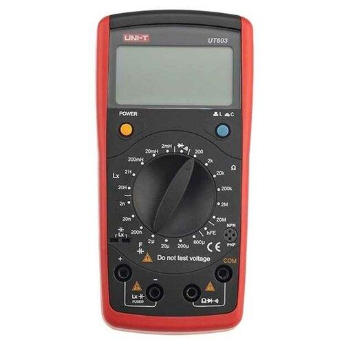 UT603 профессиональный мультиметр UNI-T