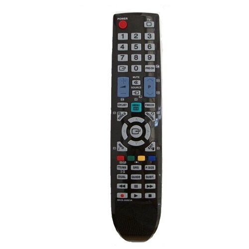 Фото - Пульт ДУ Samsung BN59-00863A LCD TV пульт системы голосования responsecard rf lcd