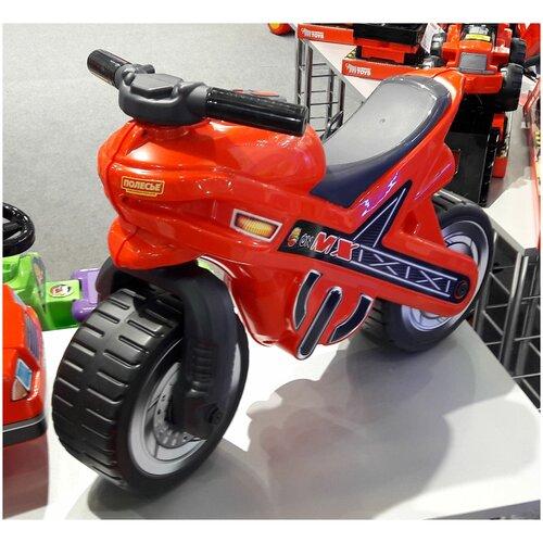 Каталки Полесье Каталка мотоцикл MX Полесье пластмассовый