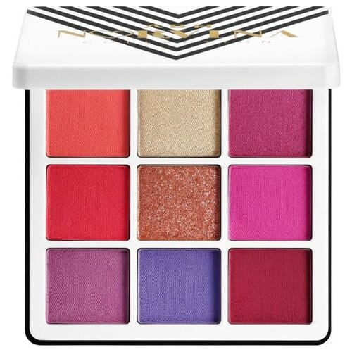 Anastasia Beverly Hills Палетка теней Mini Norvina Pro Pigment Palette vol.1