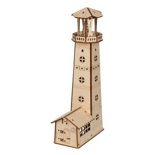 Пазл 3D фанера Серия Маяки - Путеводный маяк