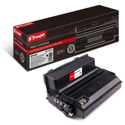 Фото - Картридж лазерный Комус MLT-D203U чер. для Samsung M3320/3820/4020 картридж bion bcr mlt d203u black для samsung sl m3820 4020 m3870 4070